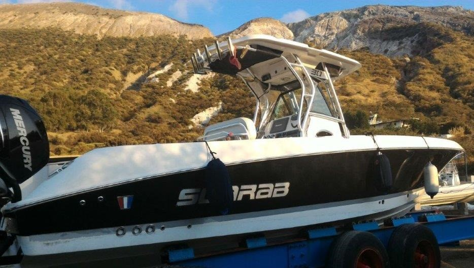 Wellcraft Marine Scarab  30