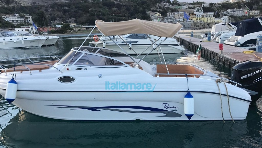 Ranieri Sea Lady 24