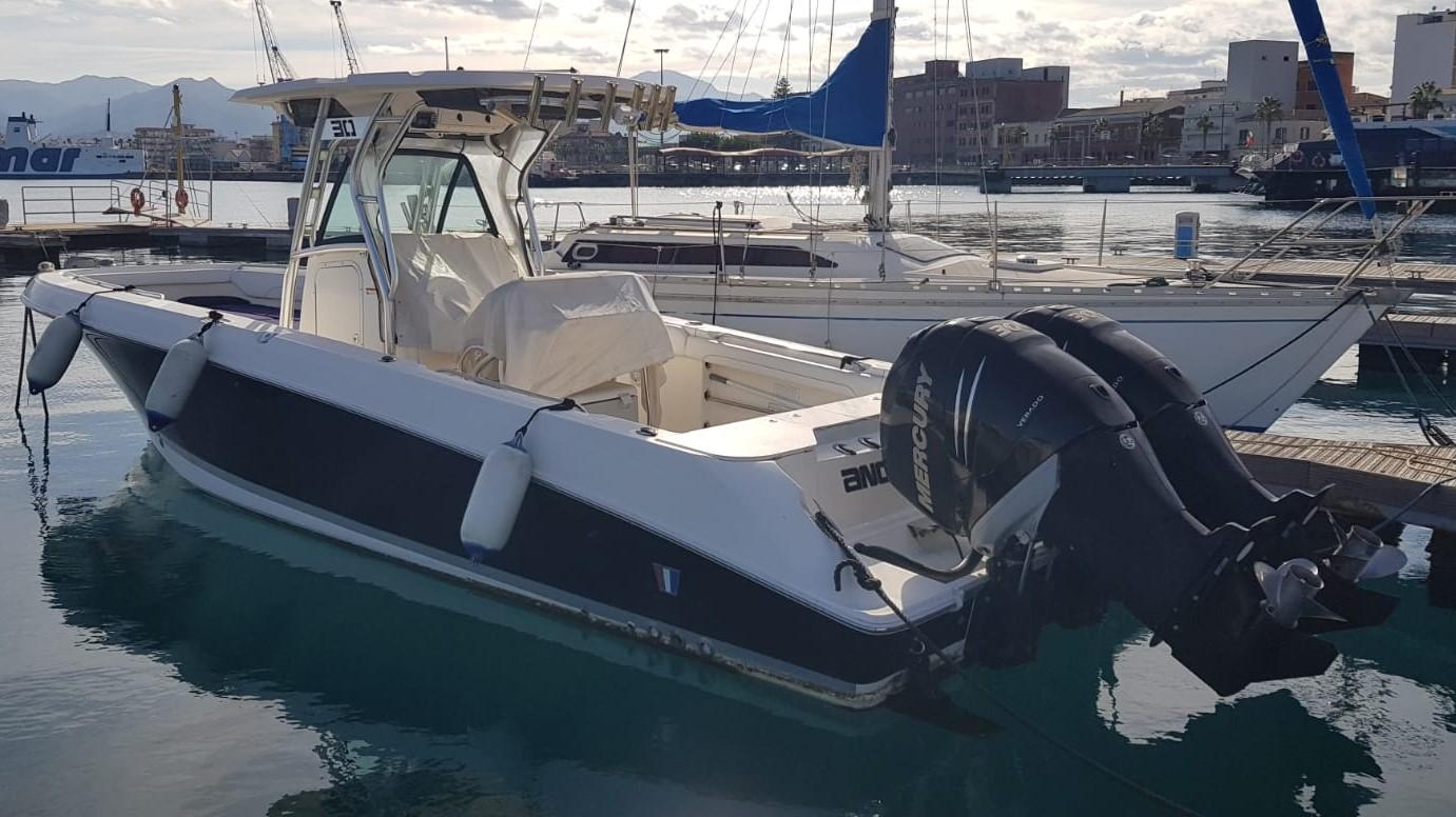 Wellcraft Marine Scarab  30