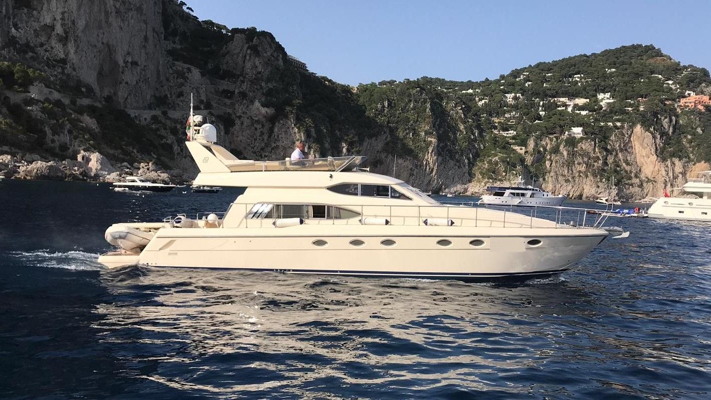 Dalla Pietà Yacht  58