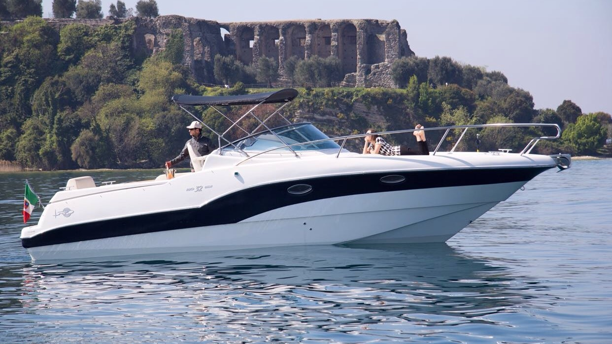 Rio Yacht 32 Blu
