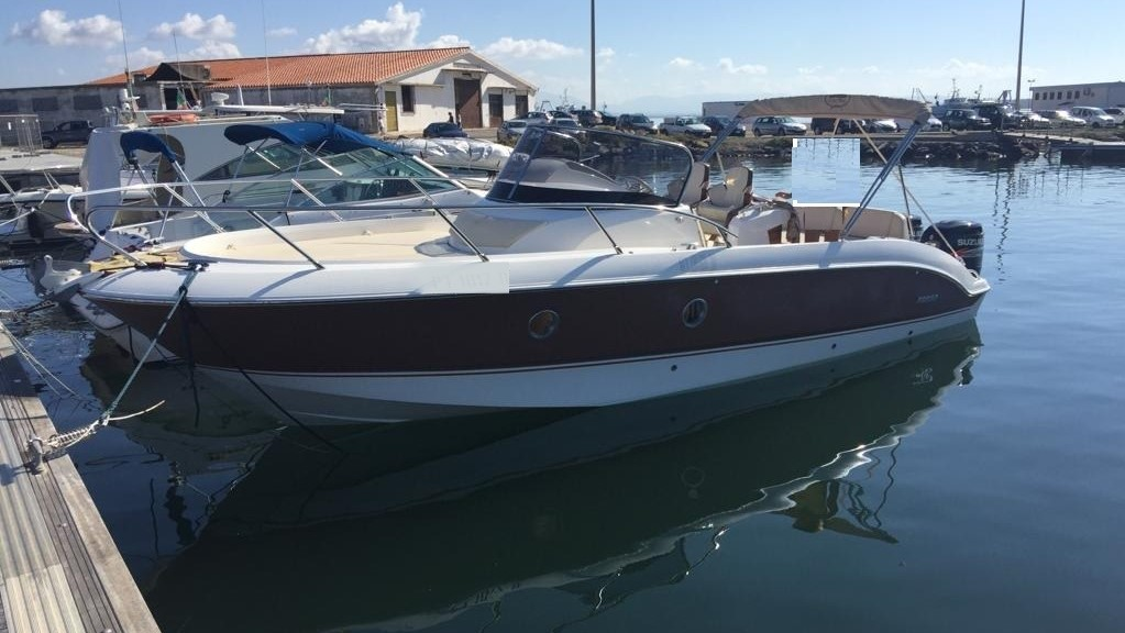 Sessa Marine Key Largo 30