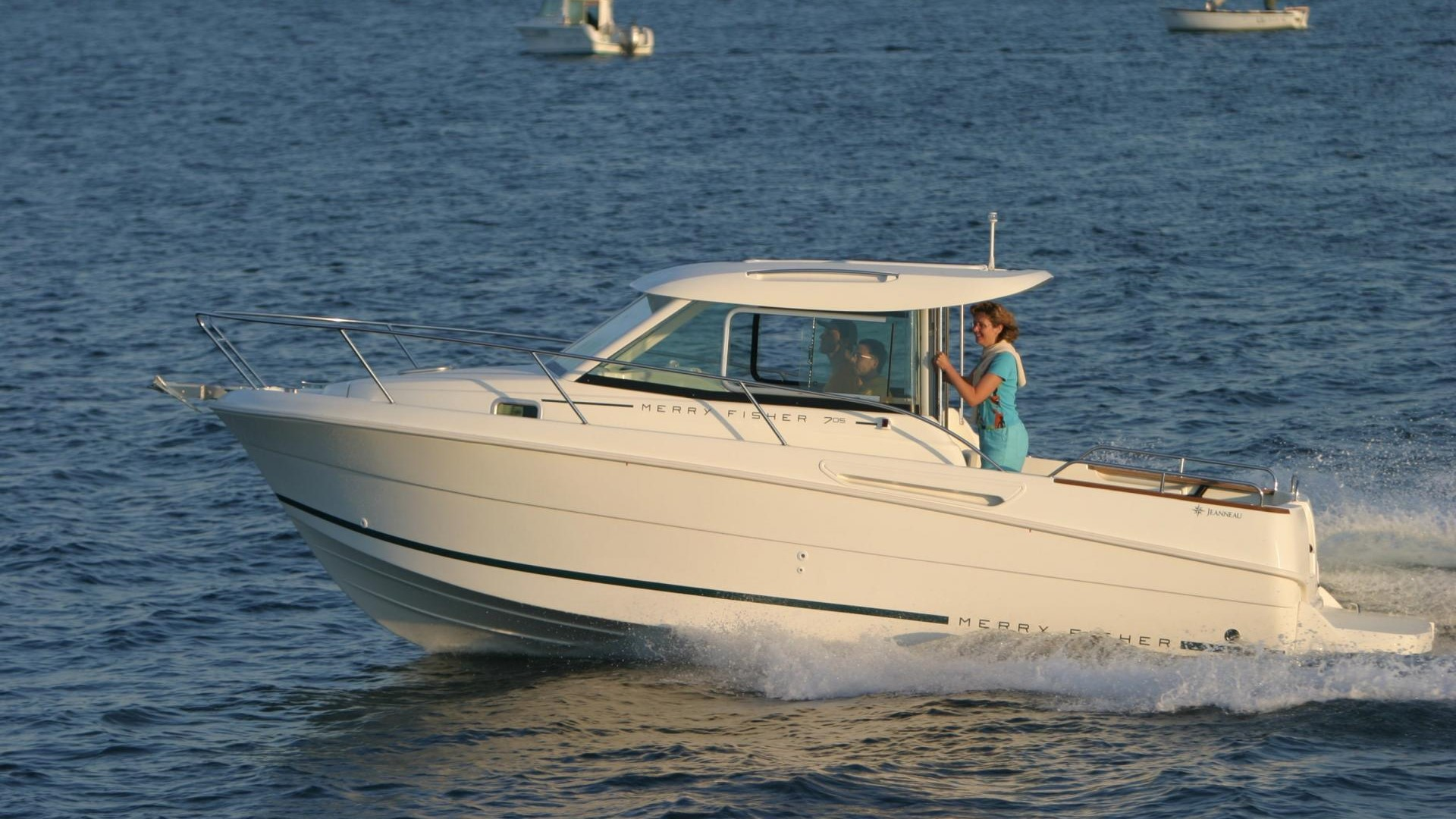 Jeanneau Merry Fisher 705